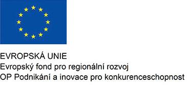 Evropská unie – Evropský fond pro rozvoj, OP Podnikání a inovace pro konkurenceschopnost