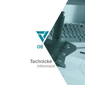 Vydona – Technické informace